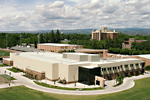 View of Yolo Hall